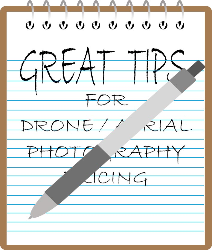 INFOGRAPHIC: Great Tips And Pricing Guide For Friendswood, TX Drone & Aerial Photography